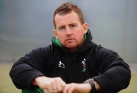 swansea...features....Chris P  For My Story,,.,  Rugby referee, Nigel Owens pictured at the Glamorgan club in Llandarcy.  AH021109-a-001