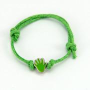 hand-bracelet-green