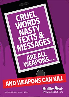 download anti bullying posters bulliesout